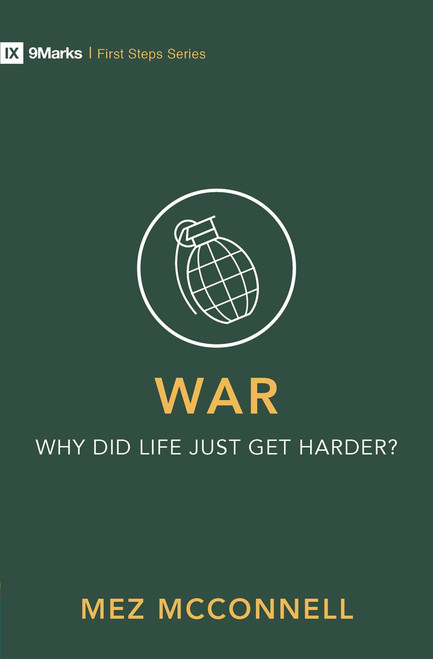 War Why Did Life Just Get Harder? (New Edition) [Paperback]