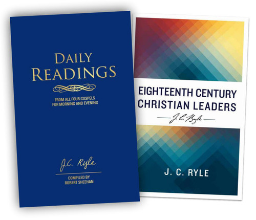 JC Ryle Pack 18th Century Christian Leaders + Daily Readings [Pack]