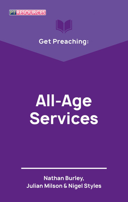 Get Preaching: All-Age Services [Paperback]