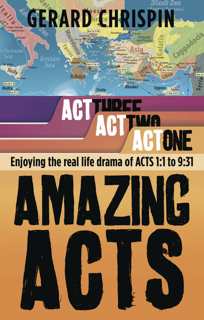 Amazing Acts: Act 1 [Paperback]
