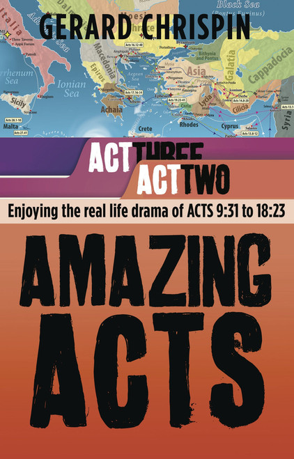 Amazing Acts: Act 2 [Paperback]