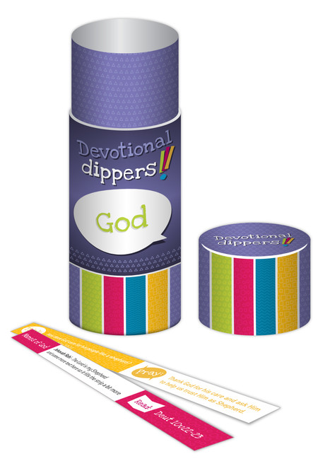 Devotional Dippers (Names and Attributes of God) [Other]