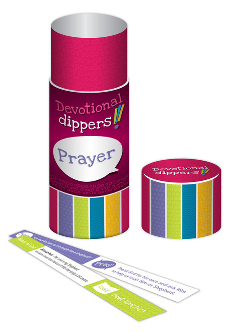 Devotional Dippers (Prayer) [Other]