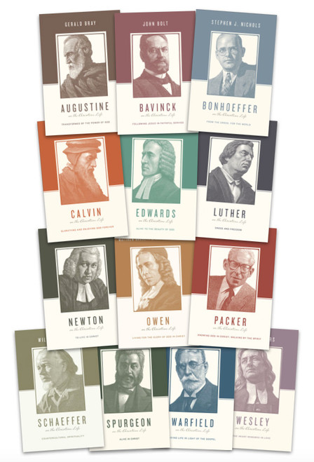 Theologians on the Christian Life Set [Pack]