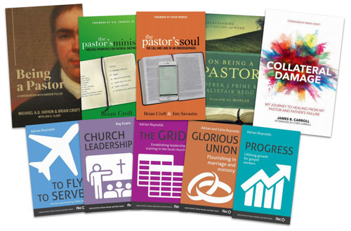 Ministry Pack 10 Books [Pack]
