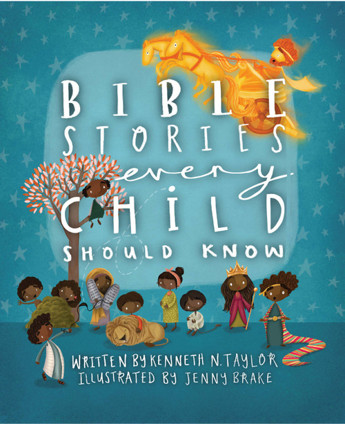 Bible Stories Every Child Should Know [Hardback]
