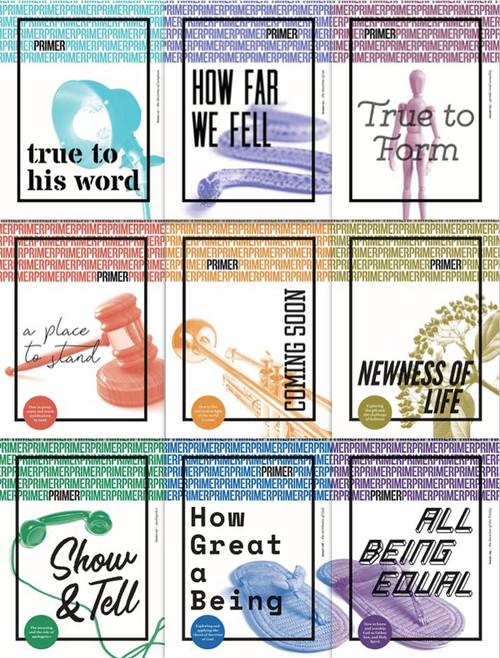 Primer Issues 1-9 [Pack]