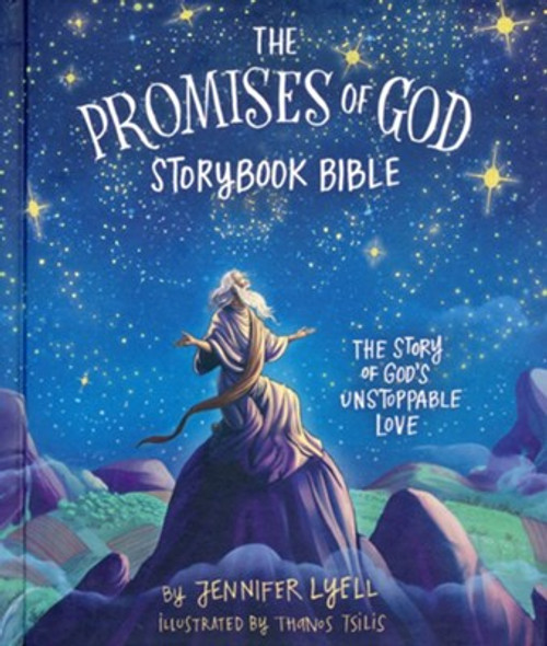 The Promises of God Storybook Bible [Paperback]