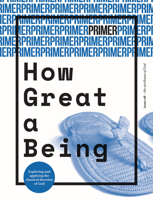How Great a Being Primer Issue 8 [Paperback]
