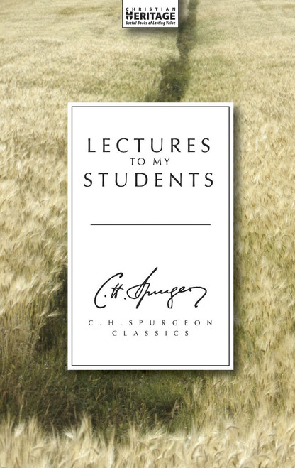 Lectures to My Students [Hardback]