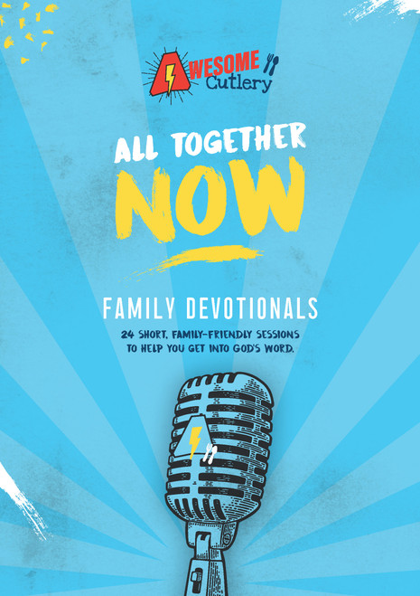 All Together Now Family Devotionals [Paperback]