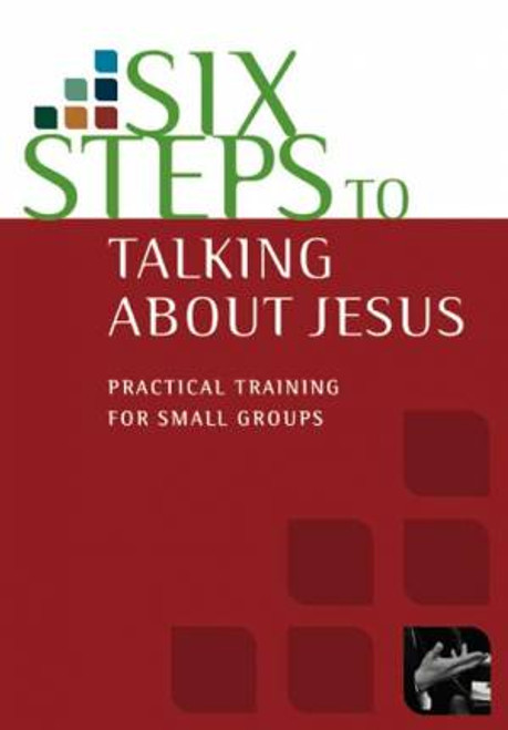 Six Steps to Talking About Jesus DVD [DVD]