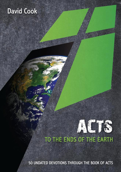 Acts 50 Undated Bible Readings [eBook]