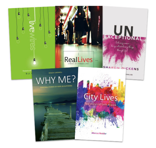 Stories of Real Lives Pack of 5 [Pack]