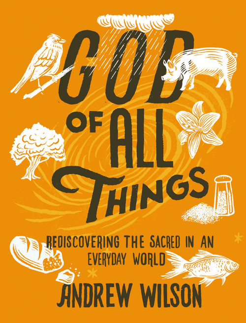 God of All Things Rediscovering the Sacred in an Everyday World [Paperback]