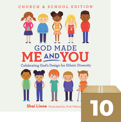 God Made Me And You: Church and School Edition Paperback (10 Pack) [Paperback]