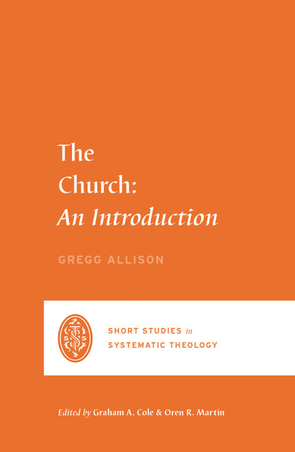 The Church An Introduction [Paperback]