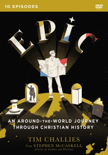 Epic An Around-The-World Journey Through Christian History [DVD]