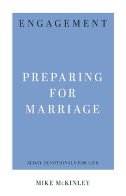 Engagement Preparing for Marriage [Paperback]