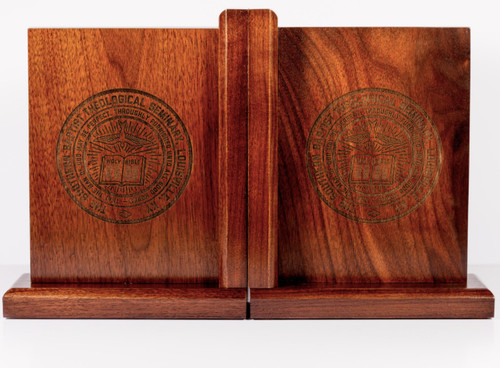 Bookends with Southern Seminary Seal [Other]