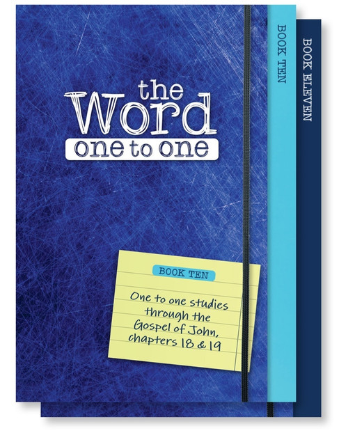 The Word One to One: Pack Four (Set of 2) John Chapter 18 to 21 [Paperback]