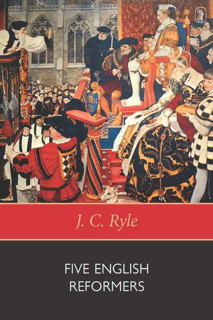 Five English Reformers [Paperback]