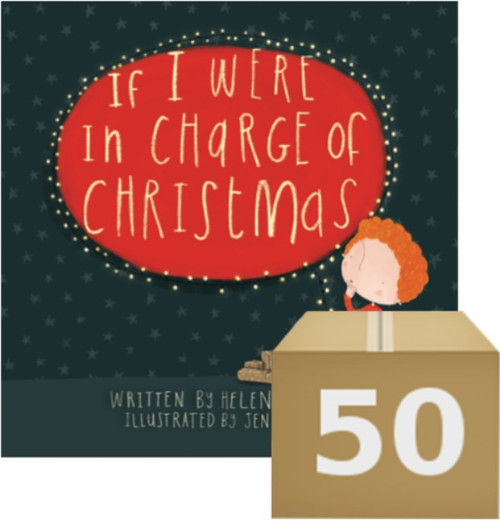 If I were in Charge of Christmas (Give Away) 50 Pack [Paperback]