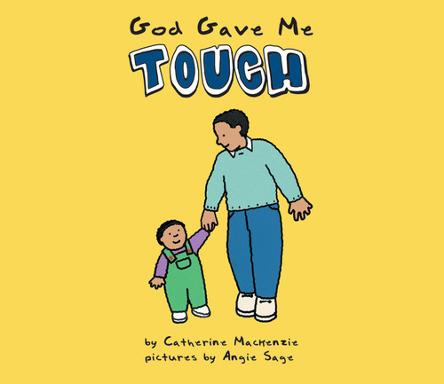 God Gave Me Touch [Board Book]