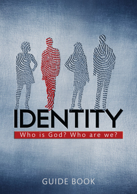 Identity Who is God? Who Are We? [Paperback]