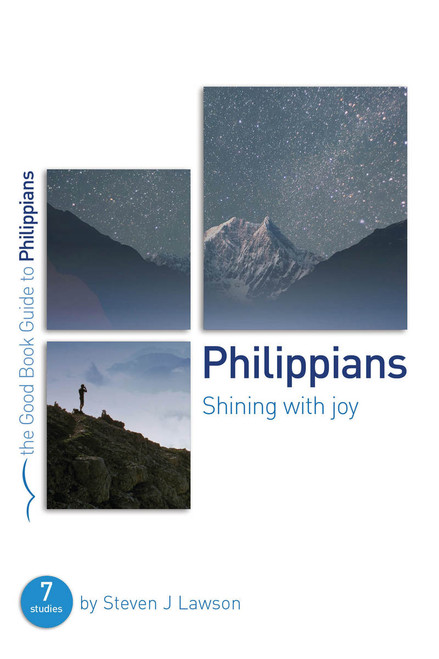 Philippians: Shining with Joy 7 studies for individuals or groups [Paperback]