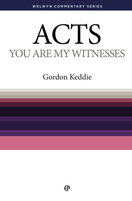 Acts Welwyn Commentary [Paperback]