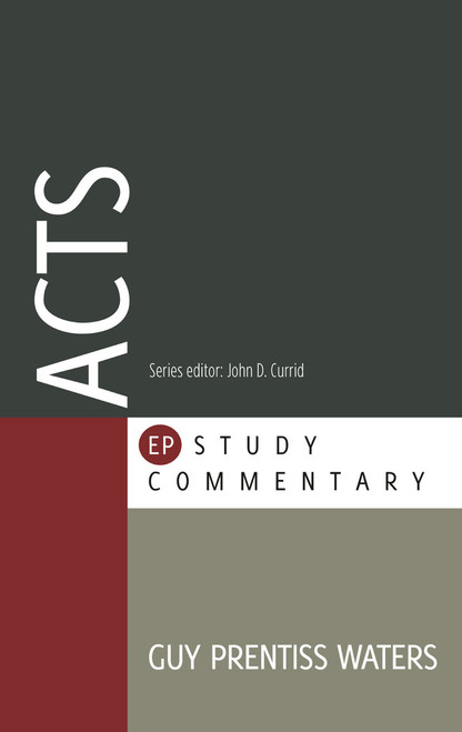 Acts EP Study Commentary [Paperback]