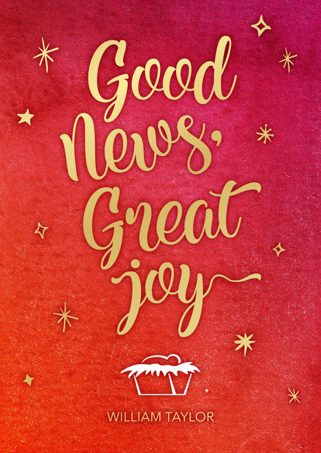 Good news, Great Joy [Tract/Booklet]