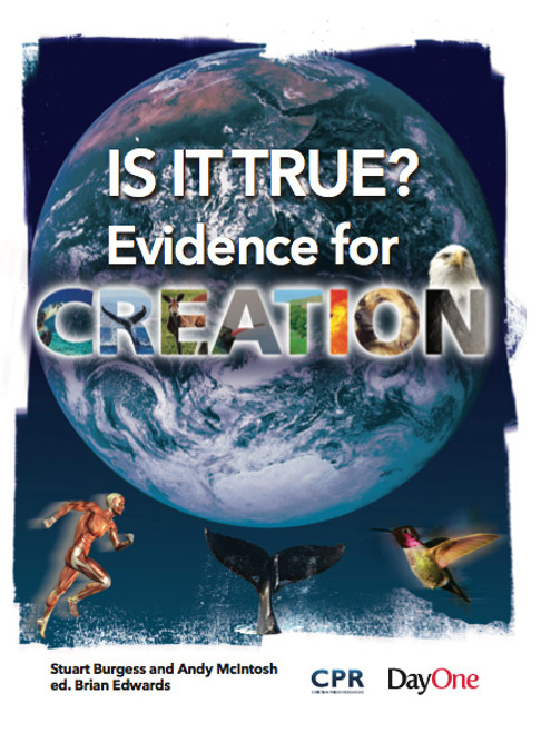 Is It True? Evidence for Creation [Tract/Booklet]
