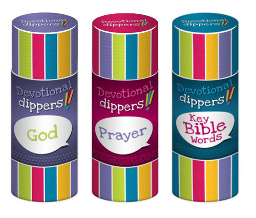 Devotional Dippers 3 Pack [Pack]