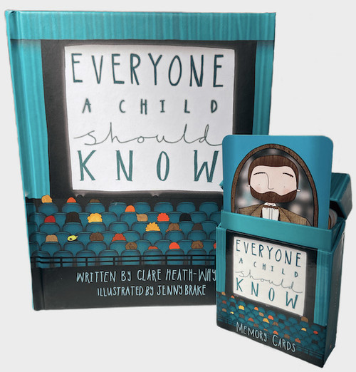 Everyone a Child Should Know Book and Memory Card Pack [Pack]