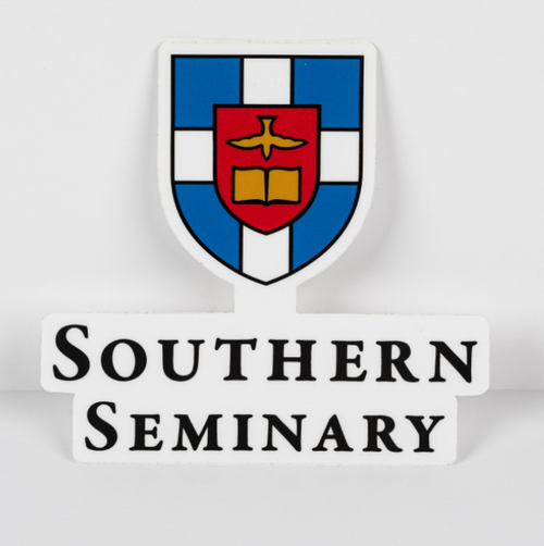 Shield & Southern Seminary Decal Vinyl Sticker [Other]