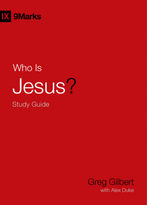 Who Is Jesus? Study Guide [Paperback]