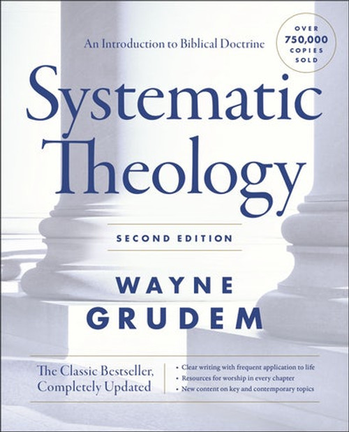 Systematic Theology 2nd Edition [Hardback]