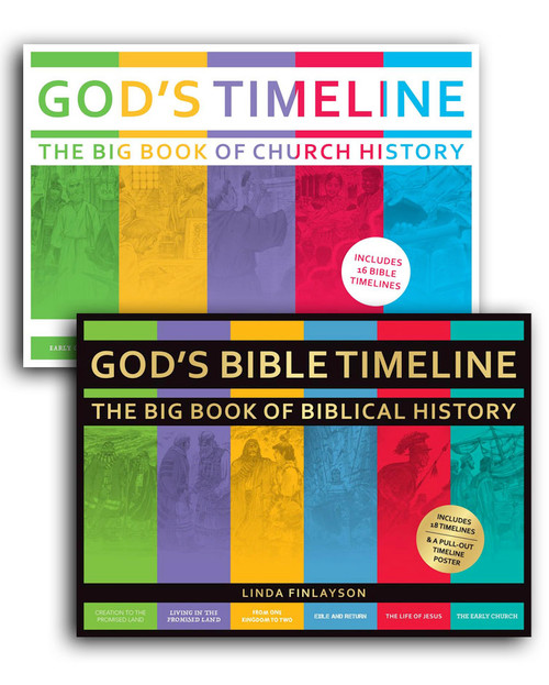 Bible Timeline Series Pack [Pack]