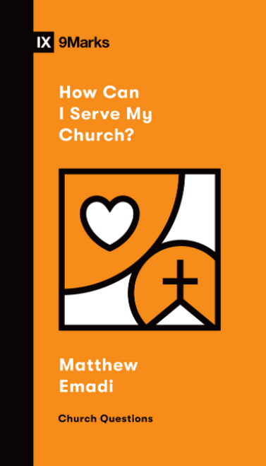 How Can I Serve My Church? [Paperback]
