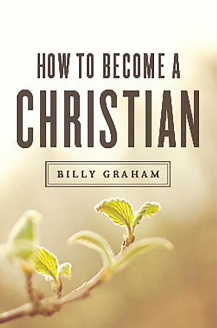 How to Become a Christian (ATS) 25-pack [Tract/Booklet]