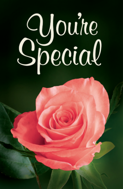 You're Special 25-pack [Tract/Booklet]