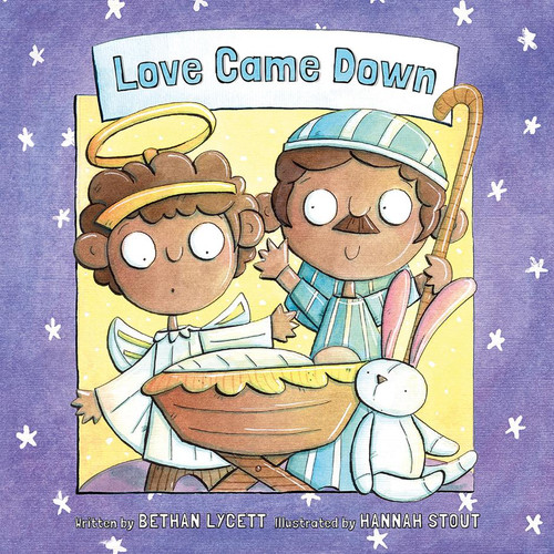 Love Came Down at Christmas Story Book [Paperback]