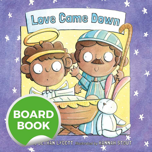 Love Came Down at Christmas (Board Book) [Board Book]