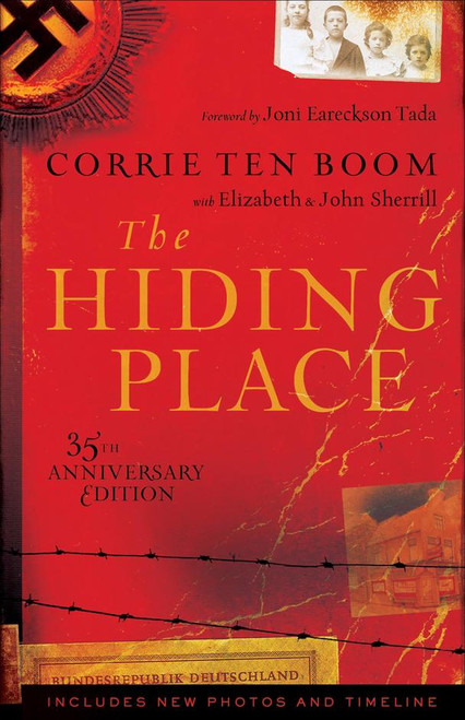 The Hiding Place 35th Anniversary Edition [Paperback]
