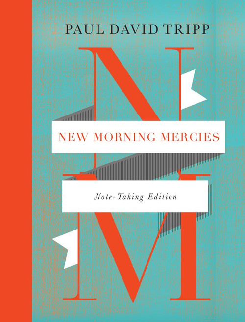 New Morning Mercies Note-taking Edition [Leather]