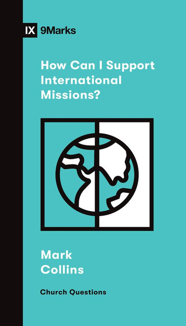How Can I Support International Missions? [Paperback]