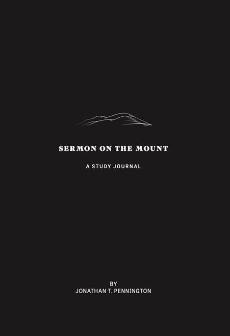 Sermon on the Mount A Study Journal with Notes & Reflections [Paperback]