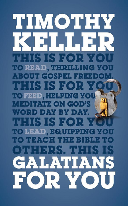 Galatians For You [Paperback]